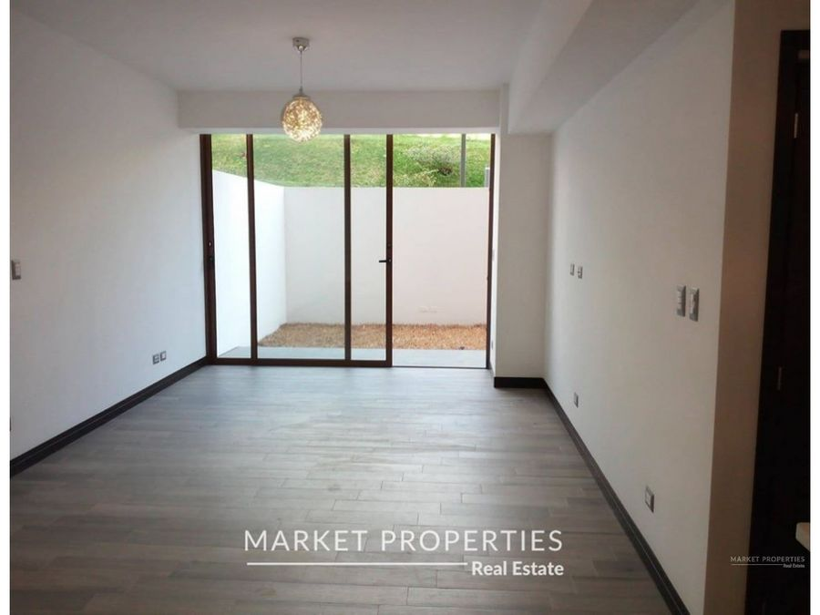 apartamento en venta en zona 16 san isidro 2021