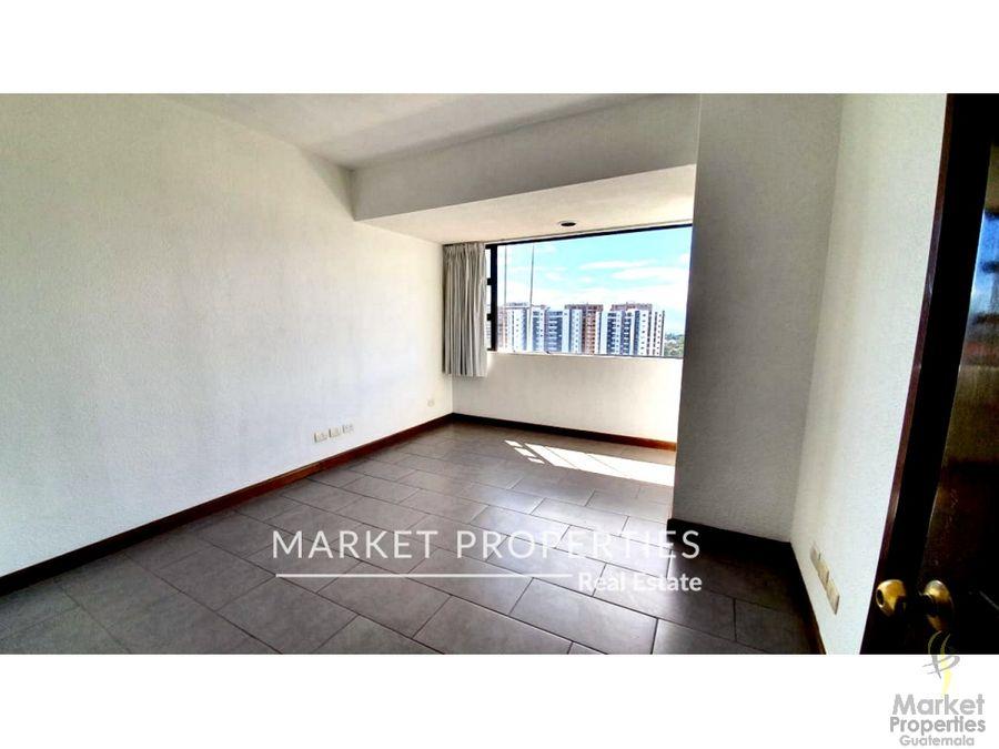 apartamento en venta zona 14 cercano europlaza