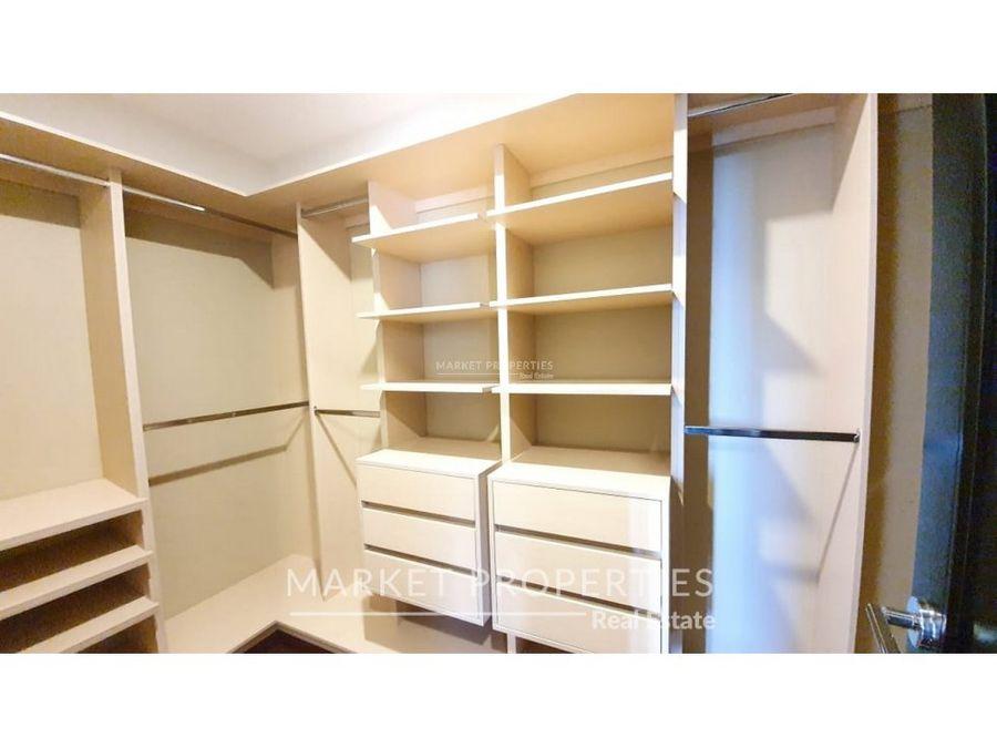 apartamento en alquiler en zona 14 santa ines