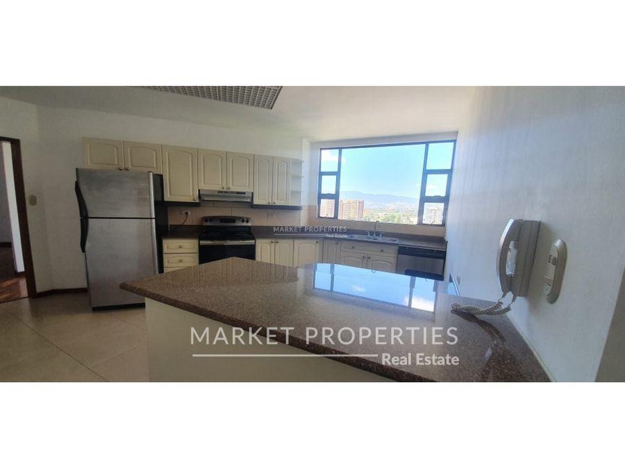 alquiler de apartamento en las mercedes zona 14