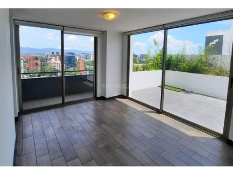 apartamento en venta en zona 10 edificio verona