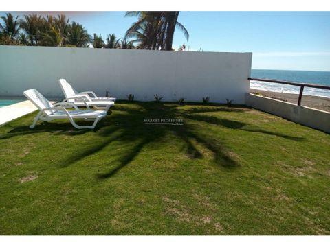 casa de playa en venta en monterrico km 65