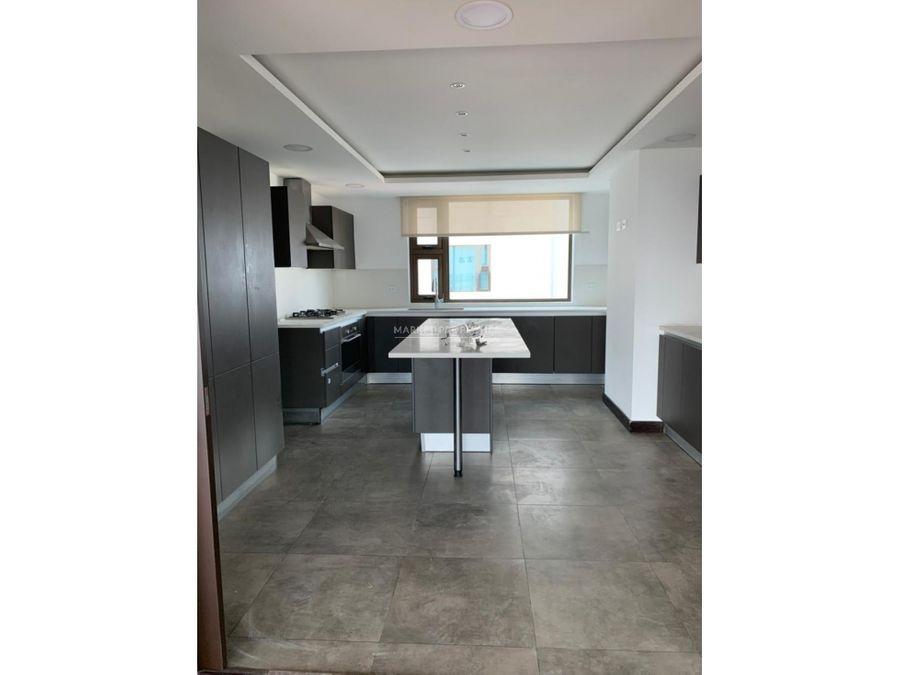 apartamento en alquiler en zona 15 edificio liv