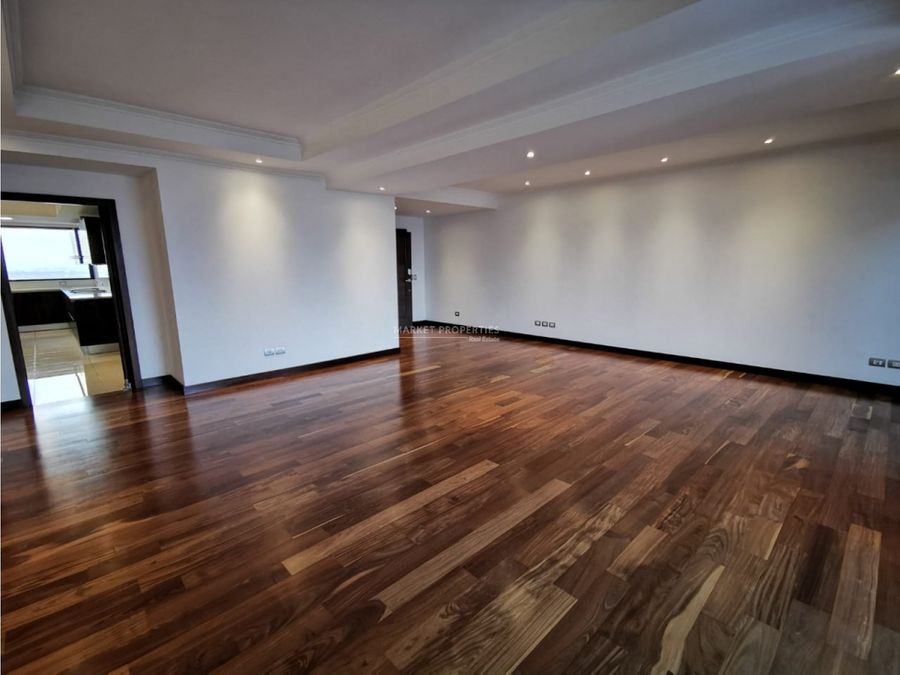 apartamento en venta en zona 14 edificio noguchi