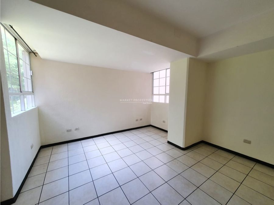 apartamento en renta en zona 16 villas de san isidro