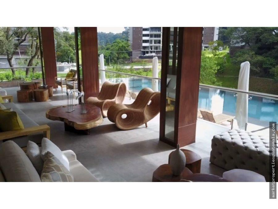 apartamento en alquiler zona 16 cayala guatemala
