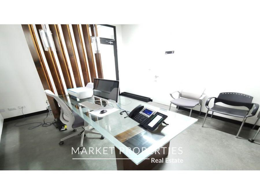 oficina en alquiler zona 4 amueblada