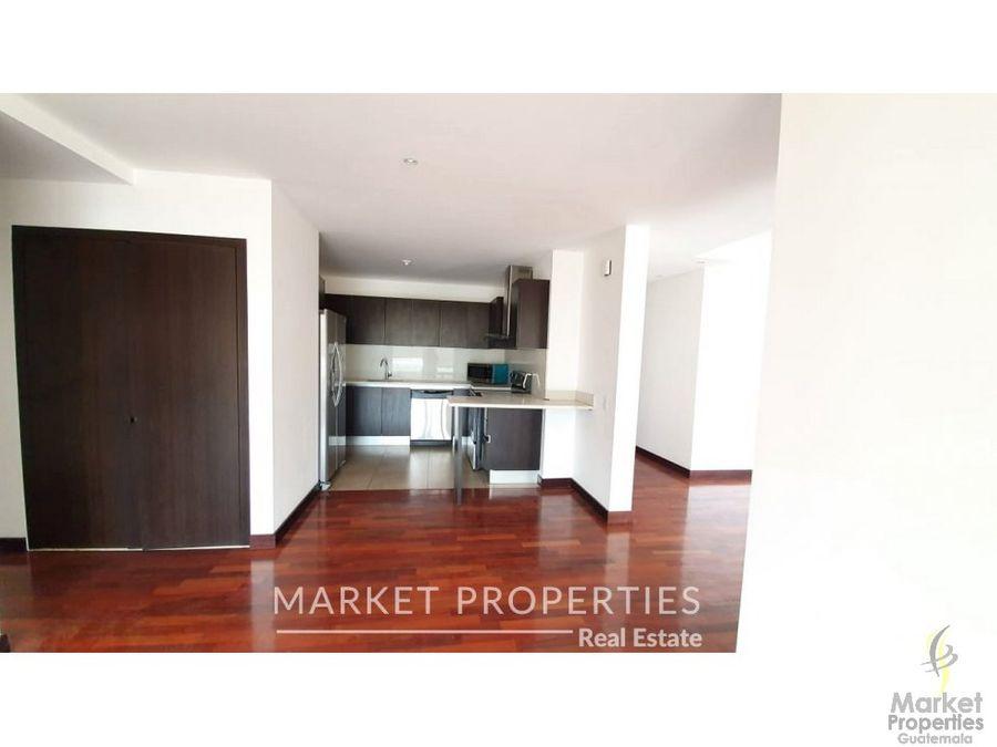 alquiler de apartamento en zona 14 edificio lantana