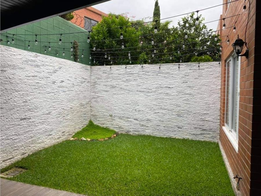 casa en alquiler en zona 16 ensenada de san isidro