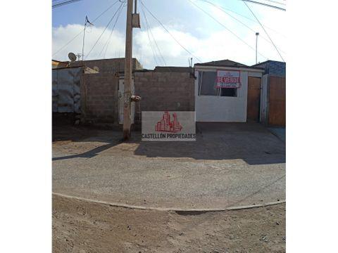 se vende casa en sector la pampa