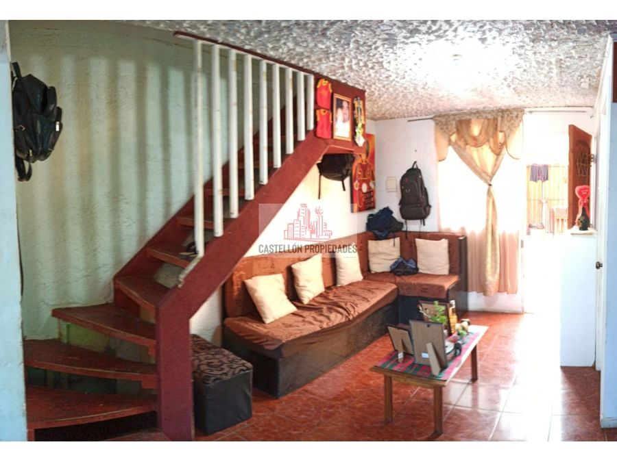 se vende casa sector villa santa rosa