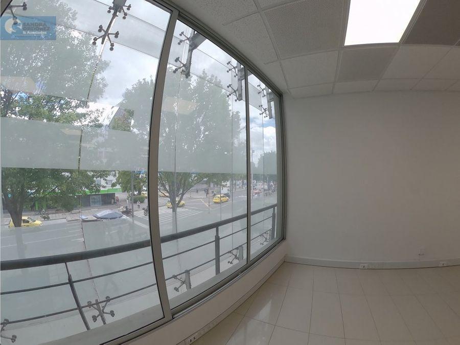 arriendo oficina 46 m muy bien ubicada