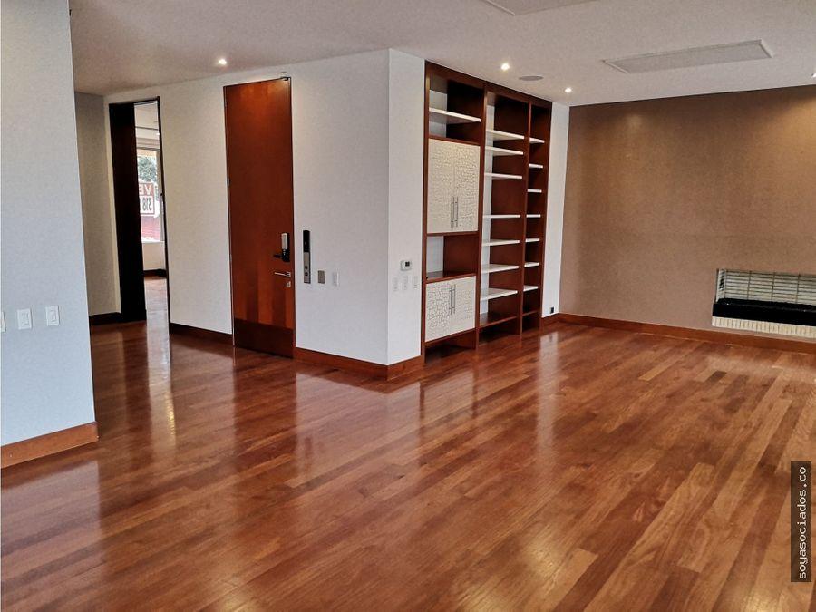venta apartamento cerros de suba 250 m 3 hb 4 b 3 gj terraza