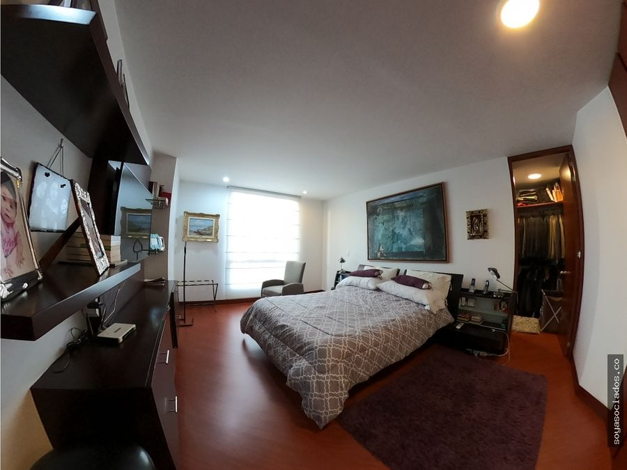venta arriendo apartamento santa barbara 180 m 3 hb 4 b 3 gj cbs