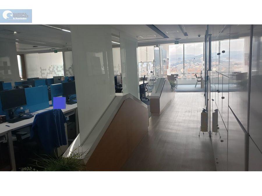 vendo arriendo oficina torre cusezar piso 14