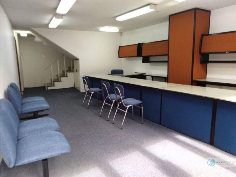 oficina de arriendo amoblada en centro norte de quito la mariscal