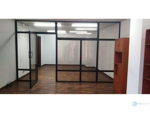 oficina de arriendo centro norte de quito amazonas