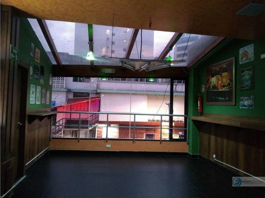 edificio de venta centro norte de quito la foch