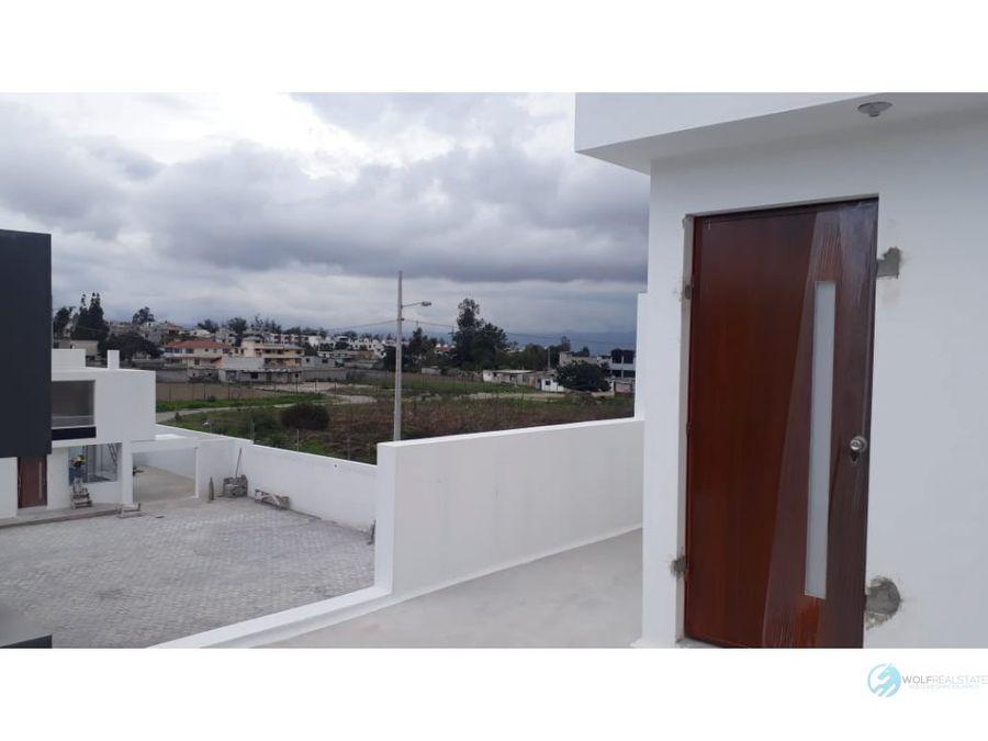 casas de venta al norte de quito sector llano grande
