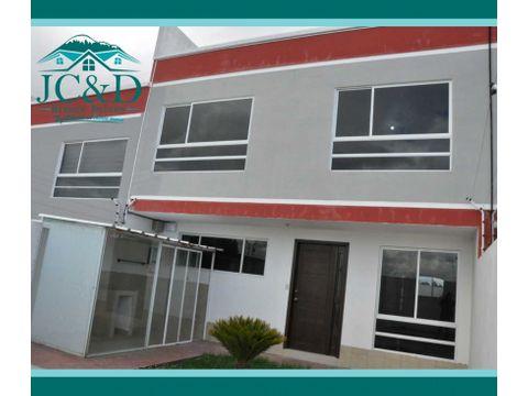 casa independiente al norte de riobamba