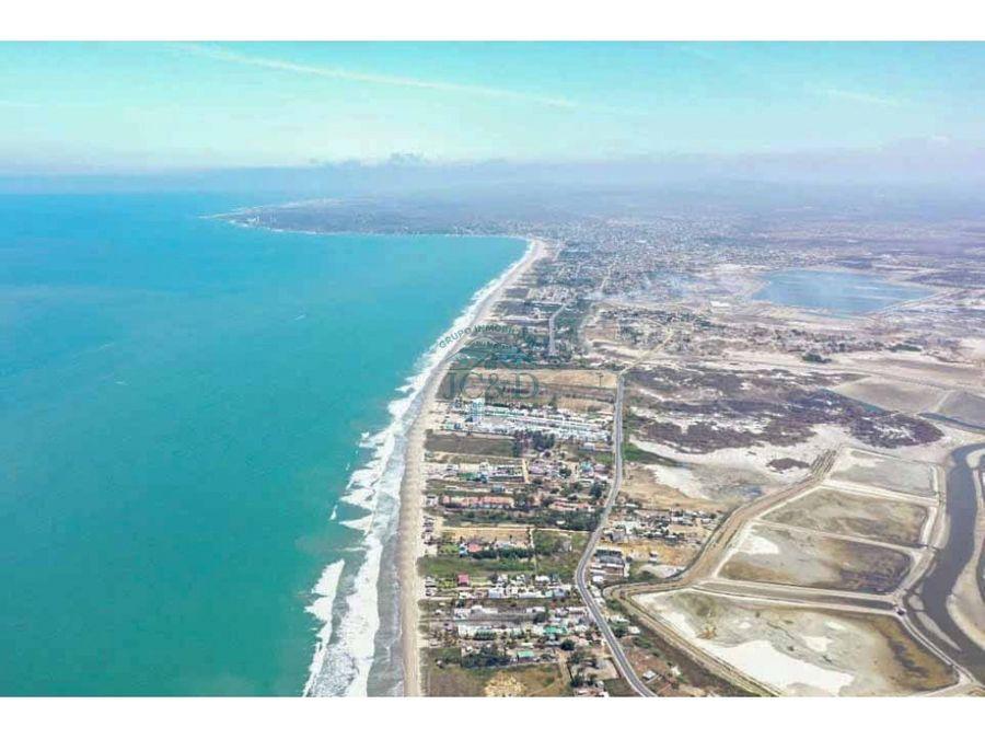 se vende terreno en playas general villamil
