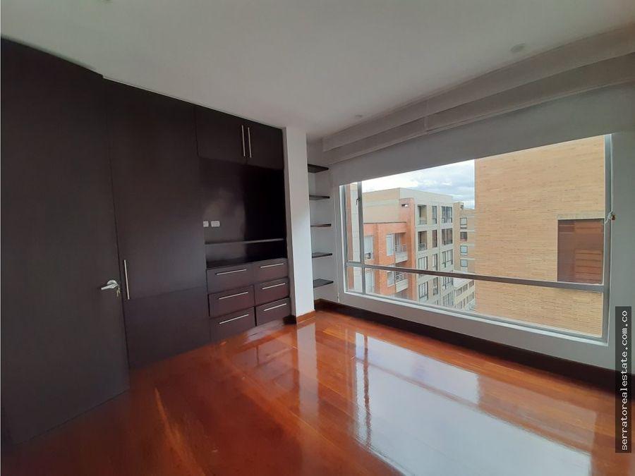 arriendo apartamento en san patricio