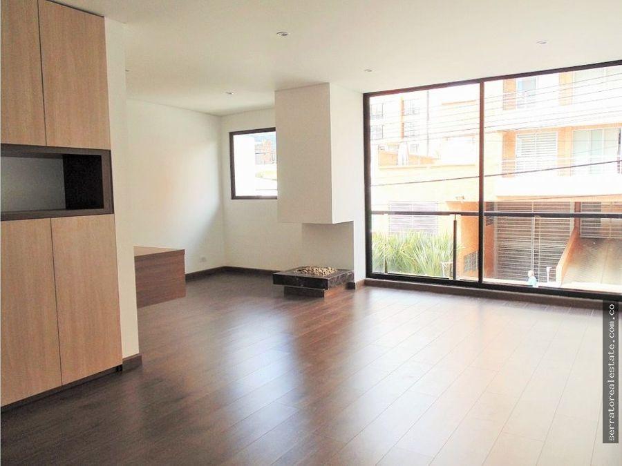 vendo apartamento sta barbara bogota