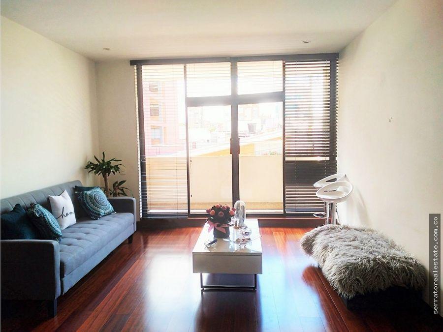 vendo apartamento en san patricio bogota