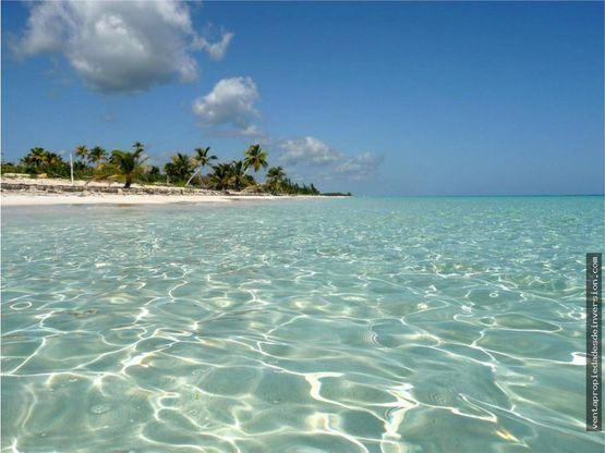 terreno de playa mahahual camino costero 944 m2