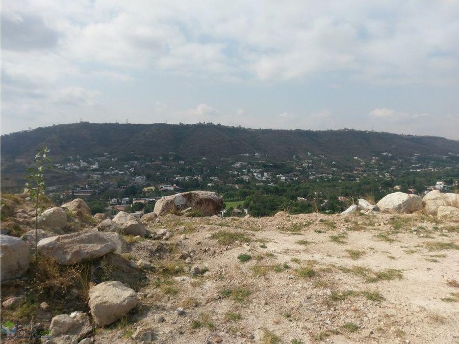 terrenos cerca de las canadas zapopan