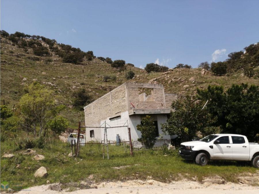 casa de campo en zapopan