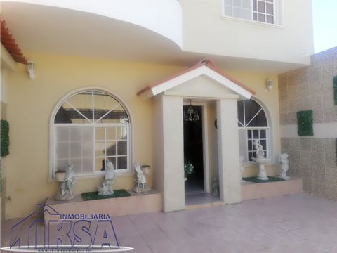 casa en residencial san juan