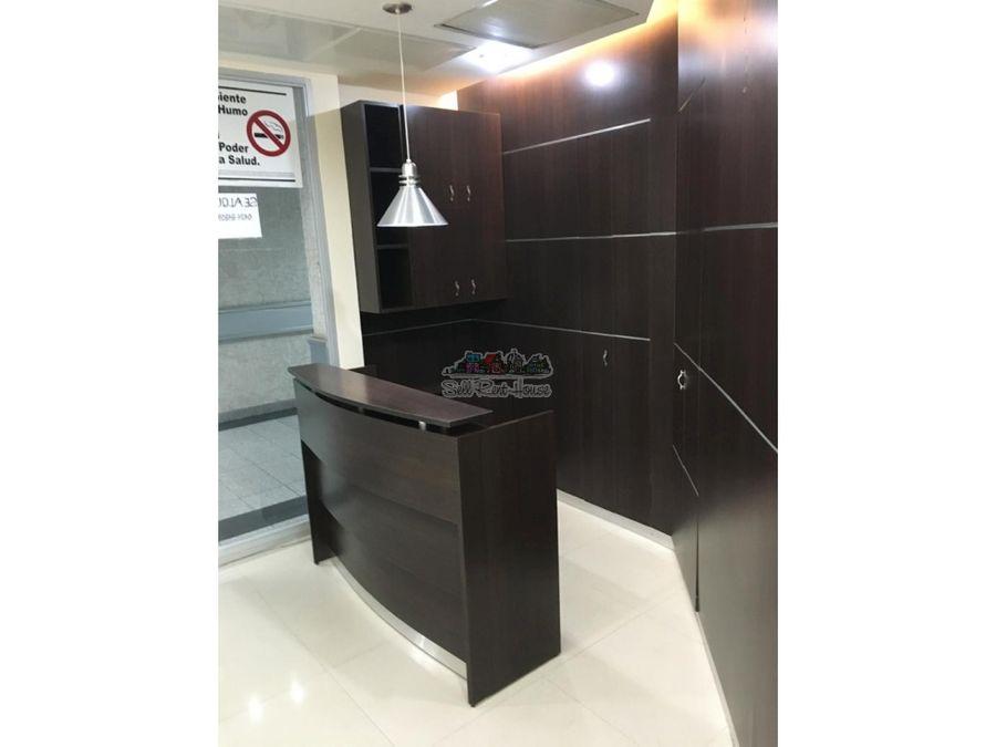 oficina centro empresarial colon alquiler lecheria