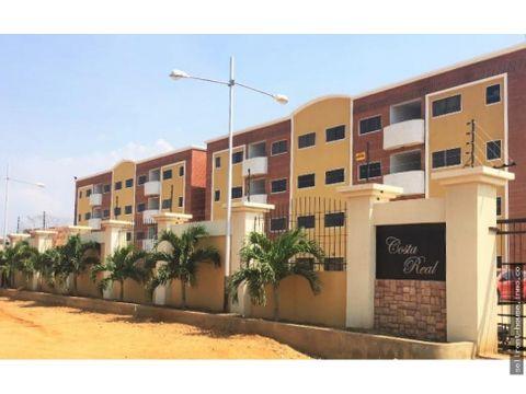 conjunto residencial costa real apartamento en venta