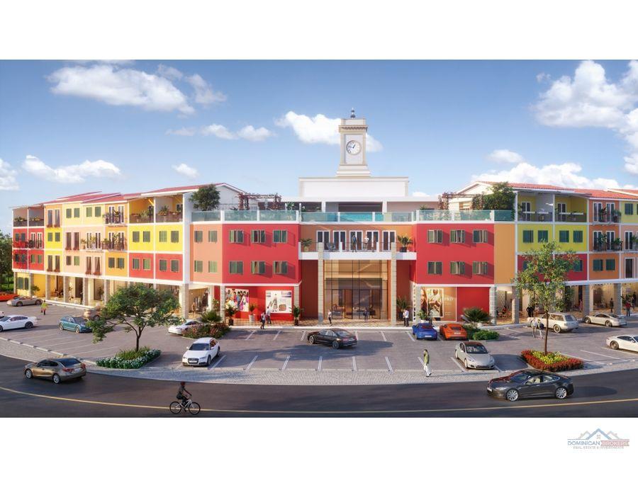 apartamentos reserva real estilo italia en cocotal punta cana