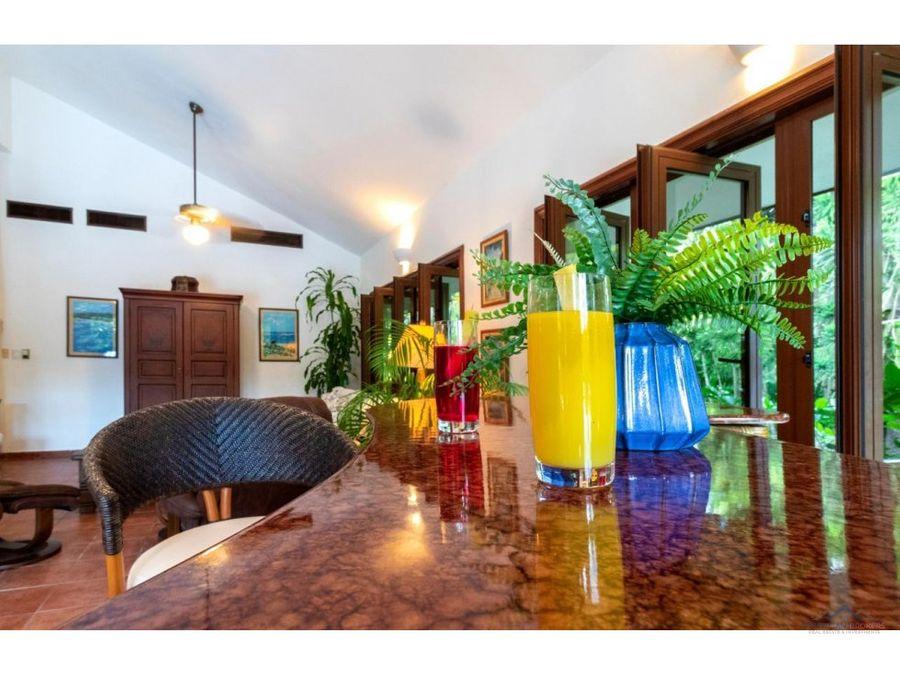 new price villa in casa de campo
