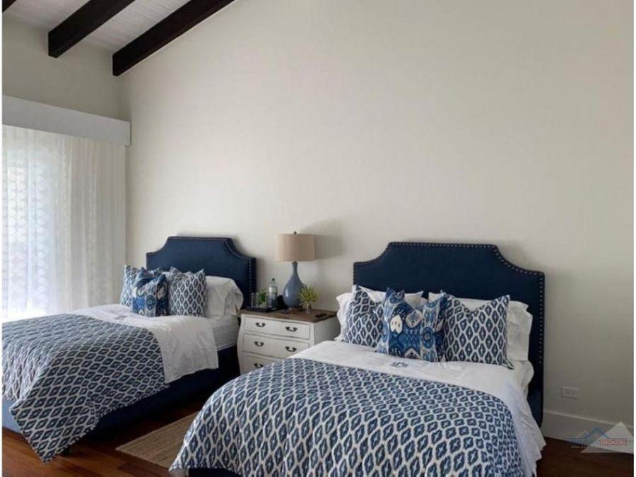 punta cana resort club villa 6 habitaciones