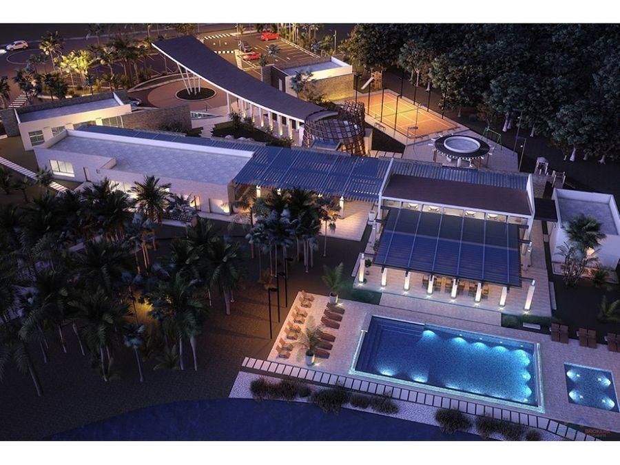 oasis del lago villa tipo b 3 habitaciones
