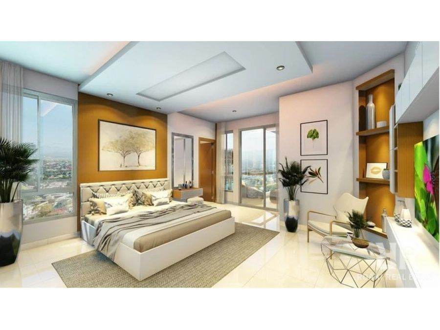 new exclusive aparments tower in santiago