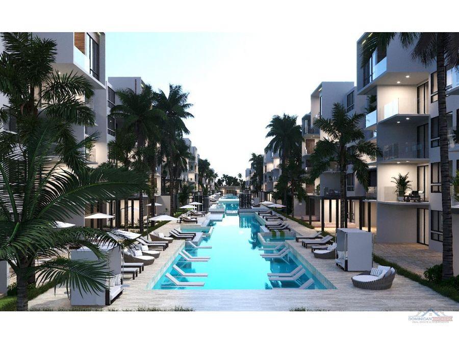 nuevo proyecto en downtown punta cana