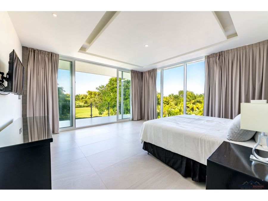 villa a estrenar cocotal golf country club