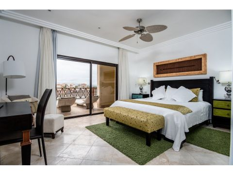 lujoso apartamento en fishing lodge cap cana