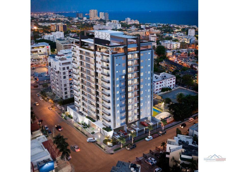 torre de apartamentos rubi la julia santo domingo