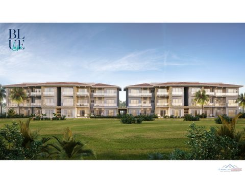 apartamentos blue lake cocotal punta cana con club de playa privado