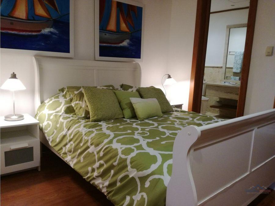 apartamento en venta los altos casa de campo