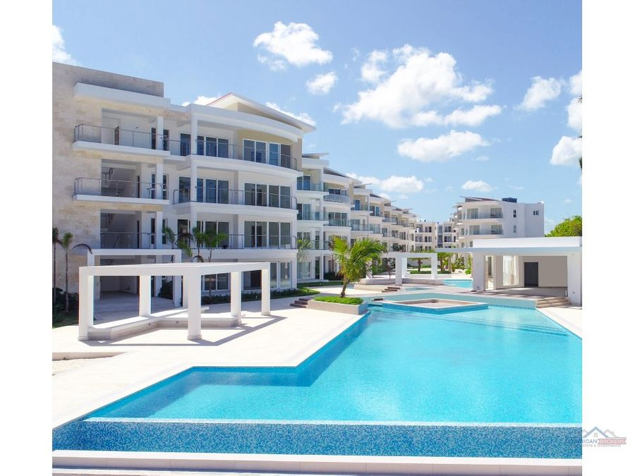 beach front condos in punta cana