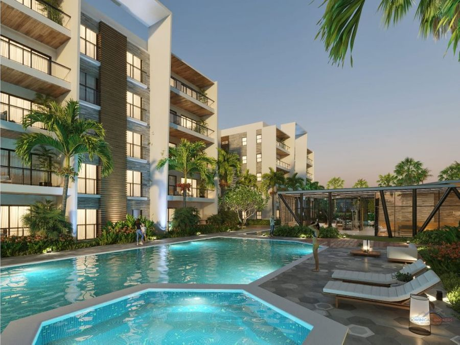 proyecto de apartamentos the towers at vista cana