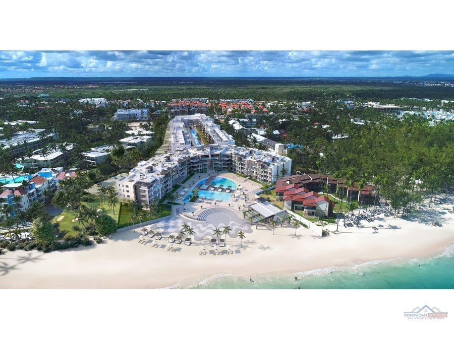 exclusive beach front condos punta cana