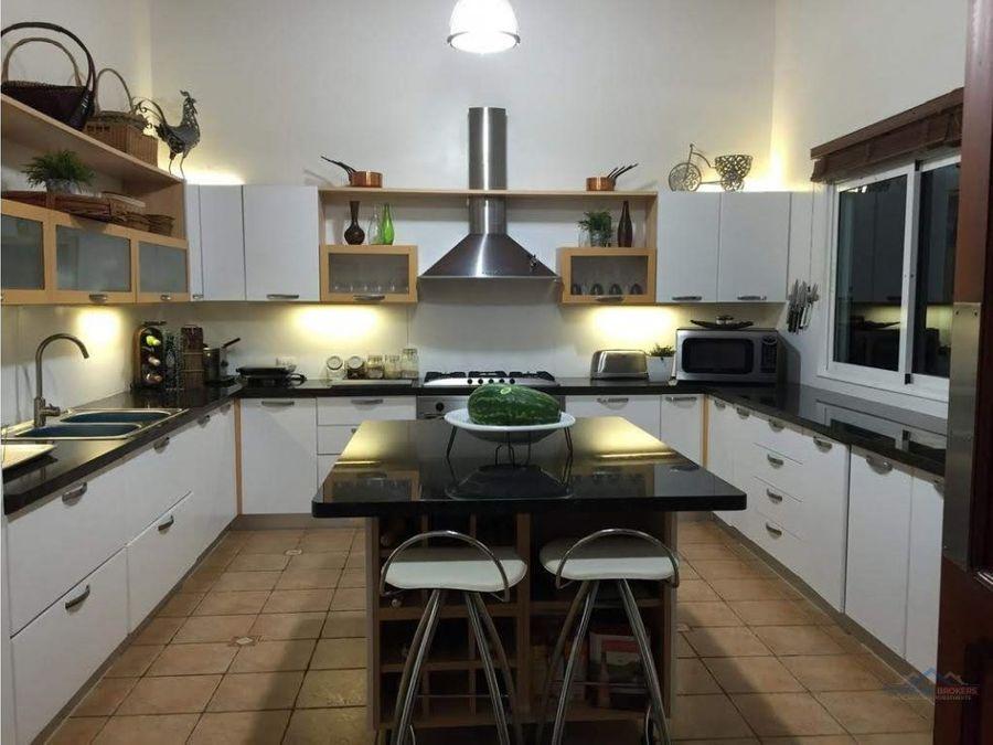 villa barranca charlotte casa de campo