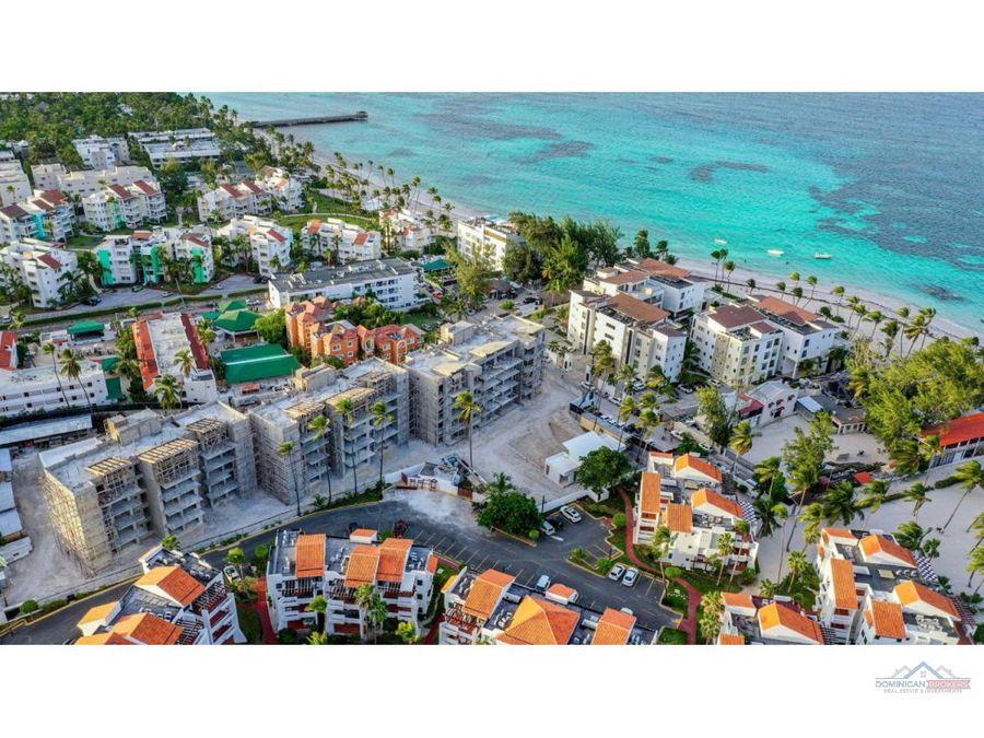 proyecto de apartamentos vista al mar en los corales